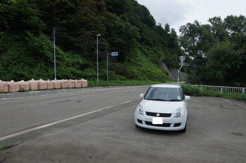 スイフト山道