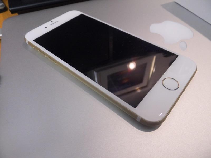 iphone6 開封