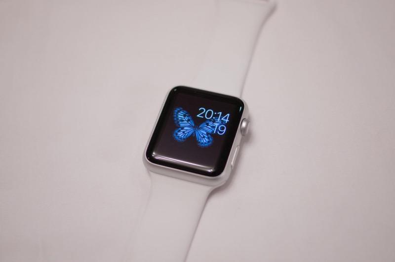 AppleWatch時計_画面種類