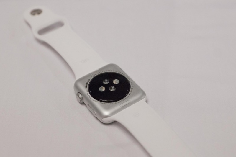 AppleWatch防水性