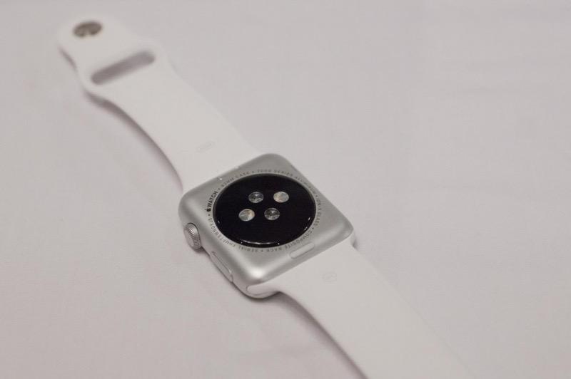 AppleWatch防水性