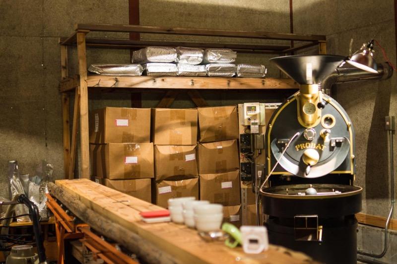 山形で世界のコーヒーを楽しめる場所
