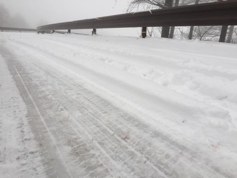 スイフト雪道走破性能