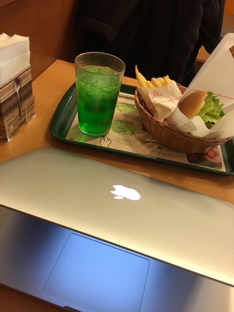 朝モス mac