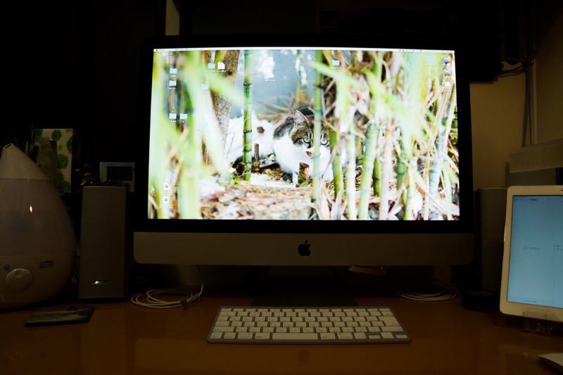 iMac 5Kディスプレイモデル購入レビュー_imacとBOSE