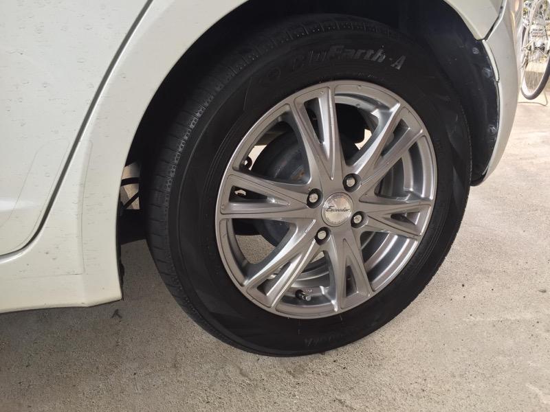 タイヤ交換で変わる快適性