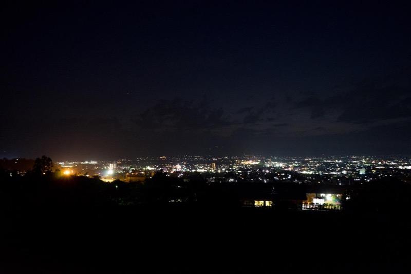 悠創の丘_夜景撮影