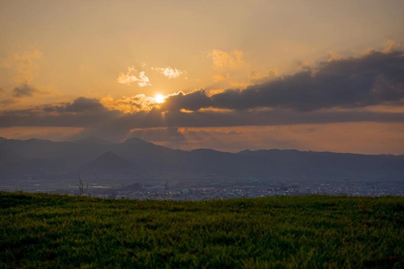 悠創の丘_山形の絶景