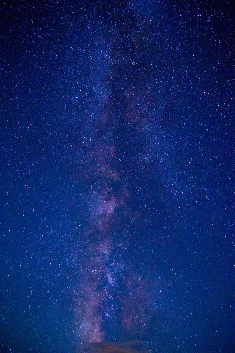天の川撮影スポット山形県