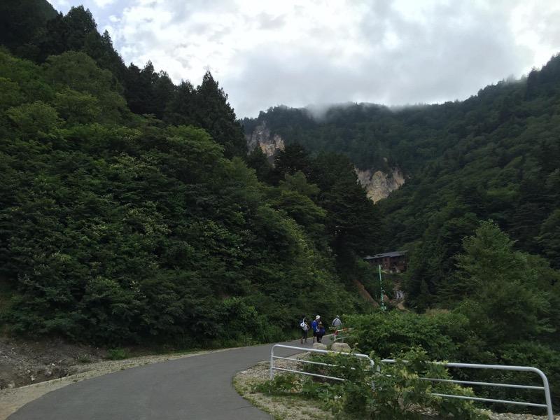 姥湯温泉_山形の秘湯