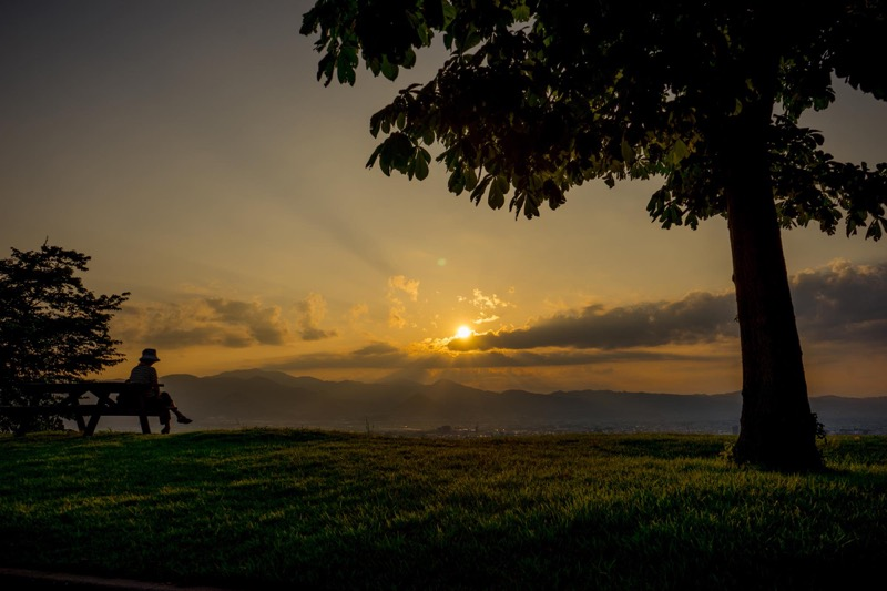悠創の丘_山形の絶景スポット
