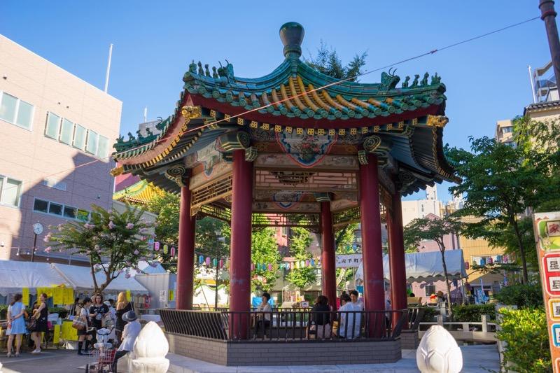 横浜中華街観光スポット