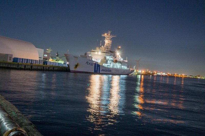 海上保安庁巡視船
