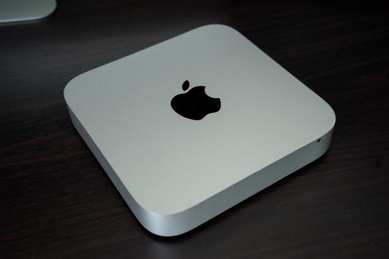 mac miniレビュー_macを安く