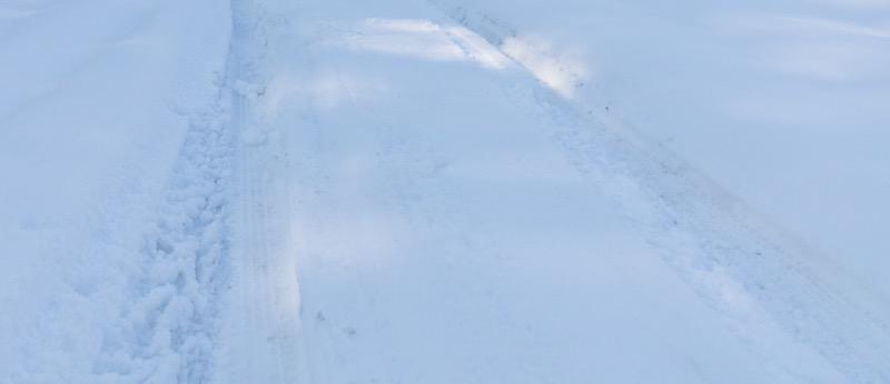 雪道 運転テクニック わだち