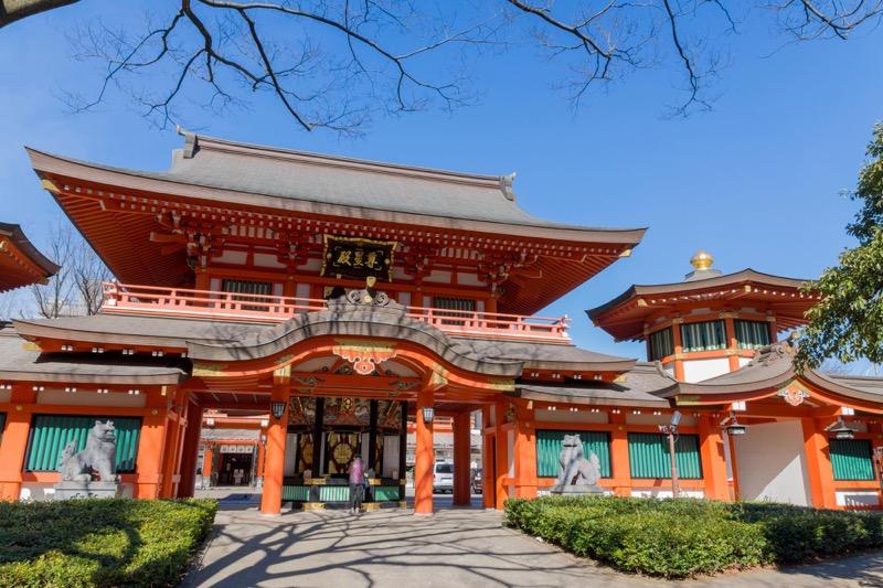 千葉神社 ご利益