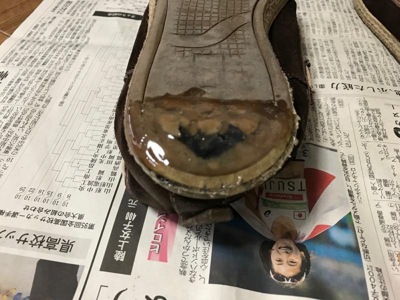 SHOE GOO_シューグー_靴修理おすすめ_見た目