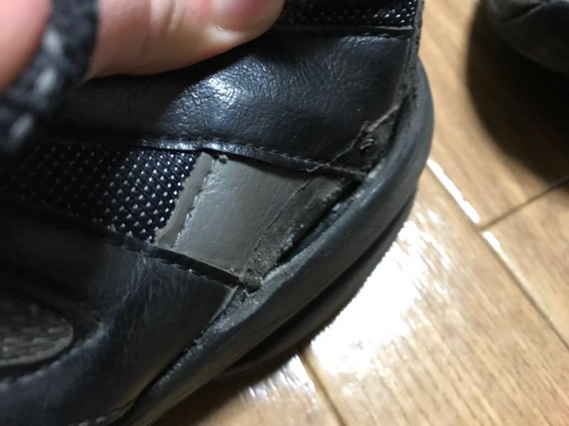 SHOE GOO_シューグー_靴修理おすすめ_スポーツ・グー_仕上がり