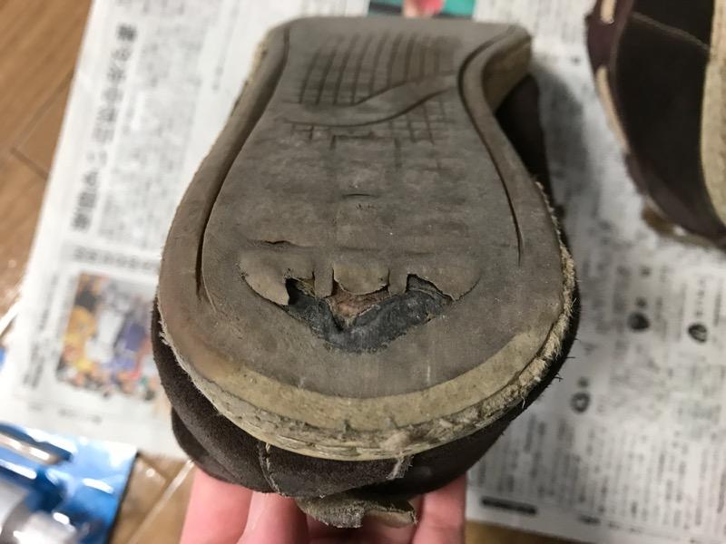 SHOE GOO_シューグー_靴修理おすすめ_靴修理 DIY