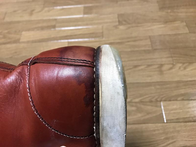 SHOE GOO_シューグー_靴修理おすすめ_すり減った靴底