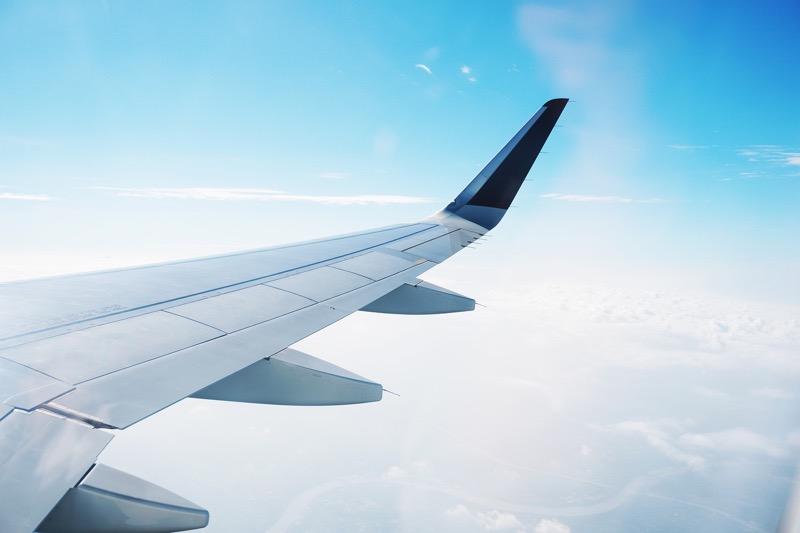 飛行機 尾翼
