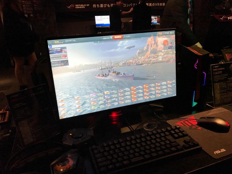 asus rog シークレットイベント_ASUS ROG PG258Q 新製品ゲーミング液晶ディスプレイ_レビュー