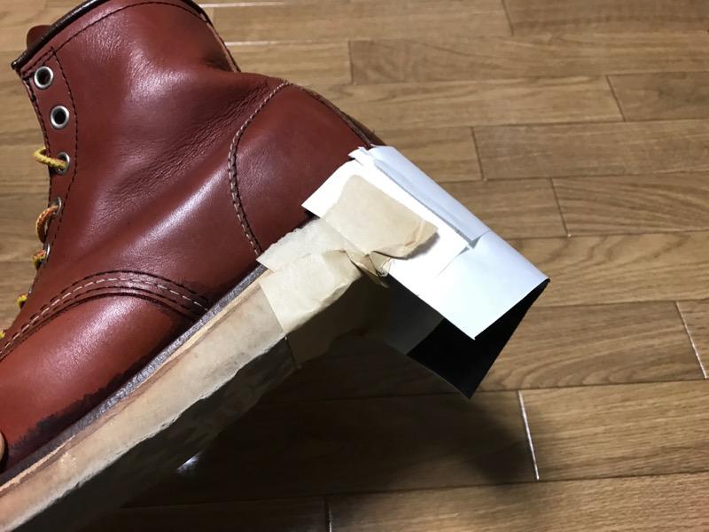 SHOE GOO_シューグー_靴修理おすすめ_すり減った靴底を修理