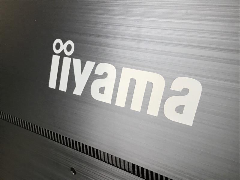 iiyama_pro lite_x329IHS_iiyamaロゴ