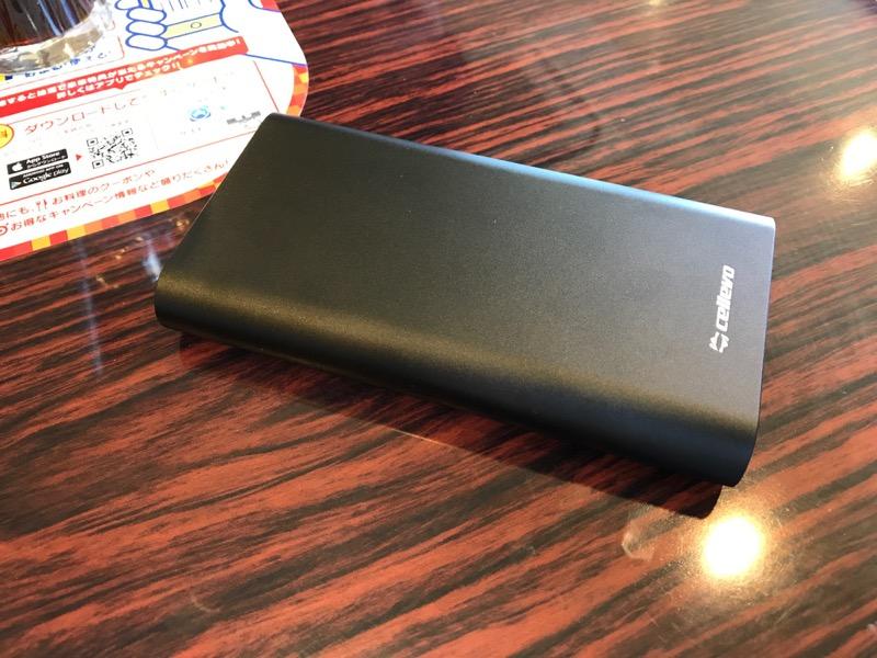 セレボ 大容量モバイルバッテリー ドンキホーテ おすすめ