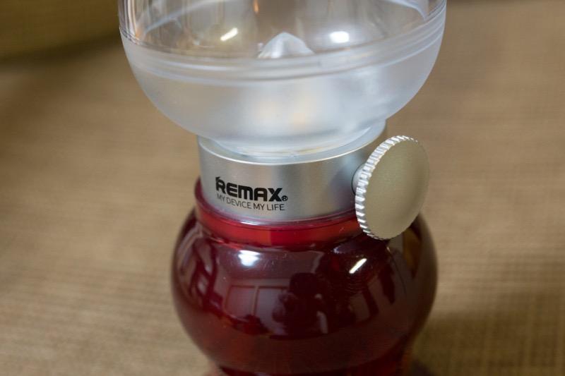remax_アラジンランプ_リチウム電池内蔵