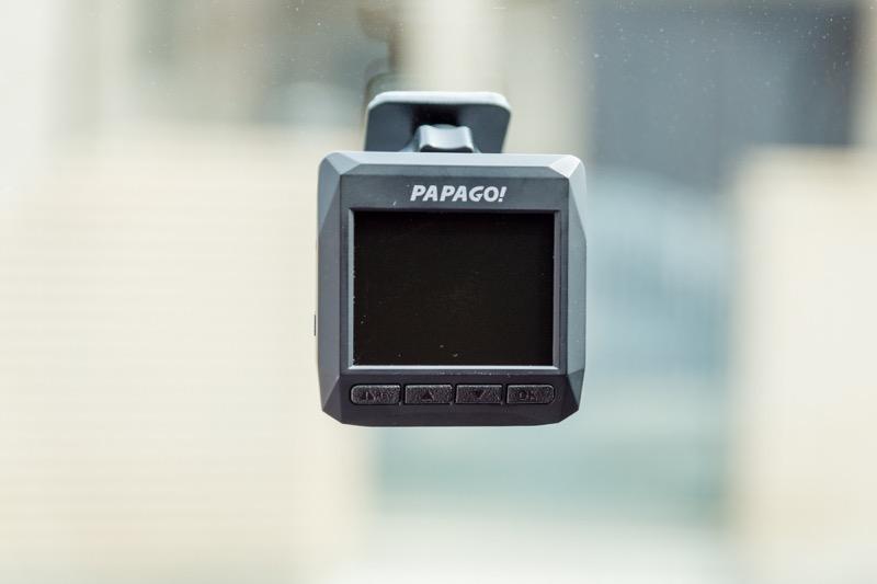 papago gosafe d11 ドライブレコーダー_性能