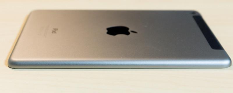 iPad mini2 SIMフリータブレット_格安simとの相性が抜群_側面