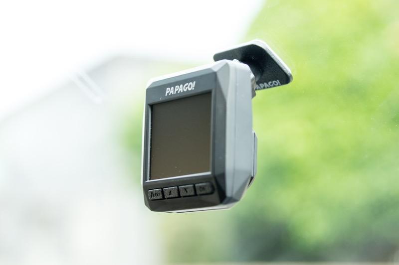 papago gosafe d11 ドライブレコーダー_レビュー