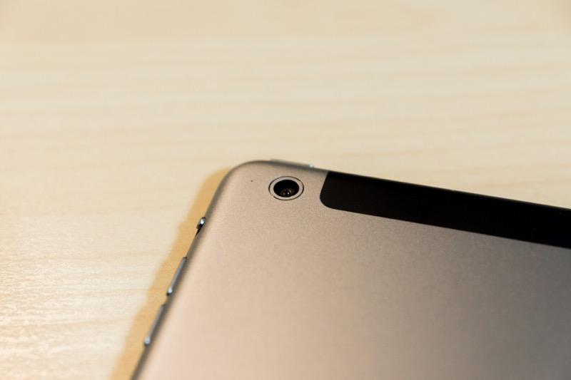 iPad mini2 SIMフリータブレット_格安simとの相性が抜群_カメラ画素数