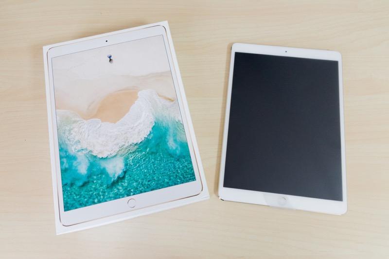 iPad Pro 10.5インチモデル(2017)_スペック比較